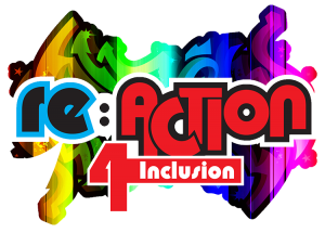 Reaction 4 Inclusion Logo