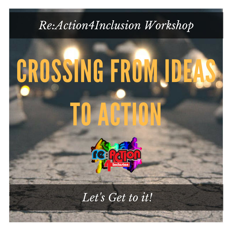Workshop Series - RE:Action 4 Inclusion