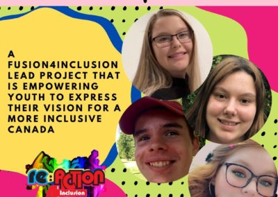 CHANGE PROJECT : Artful Expressions of an Inclusive Community