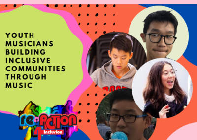 CHANGE PROJECT : The Toronto Youth Musician Council